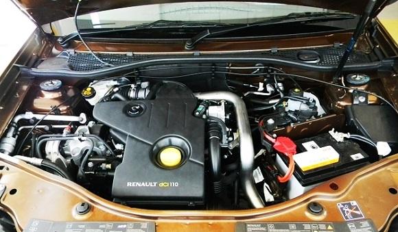 renault duster двигатель 1.6 отзывы